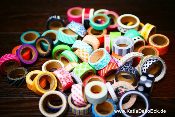 Washi Tape – Definitiv kein Wischi-Waschi!