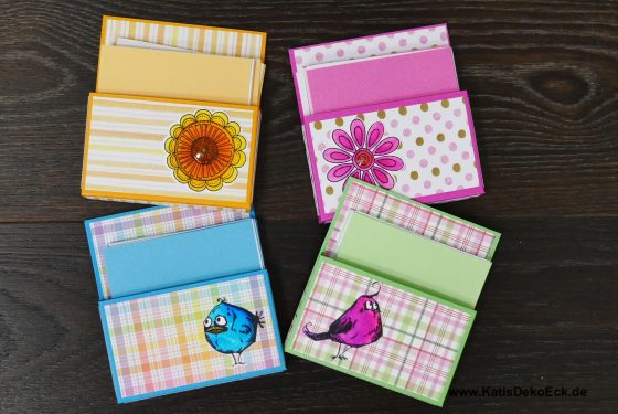Tutorial – magnetic notepaper holder