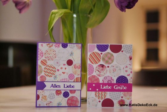 Tutorial – Greeting card on the point!