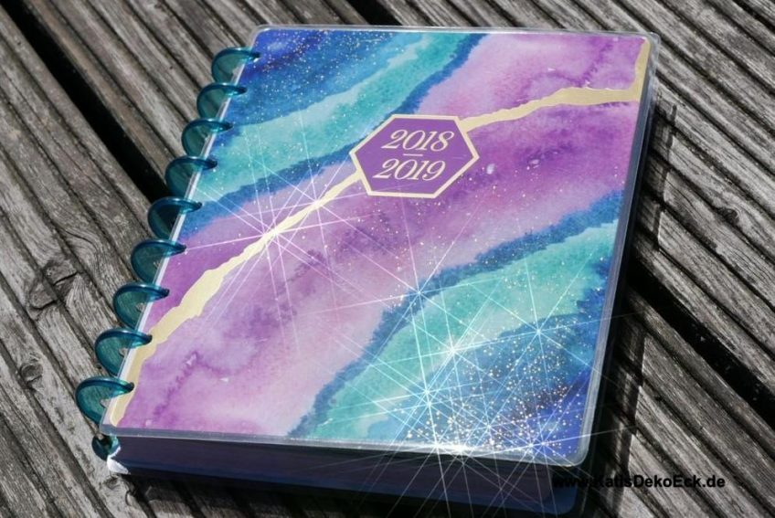 Finally July! New planneryear 2018 – new start or: Get ready for a new year with a plan